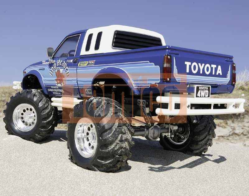 tamiya toyota 4x4 pick up bruiser rn36 2012 bausatz 58519 tamiya. Black Bedroom Furniture Sets. Home Design Ideas